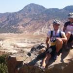 Nissyros Bike Tour Volvano